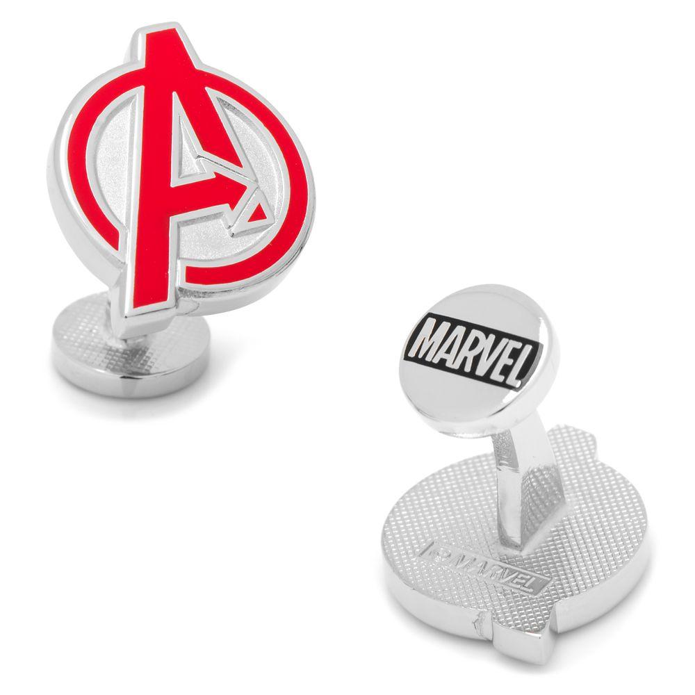 Avengers Logo Cufflinks