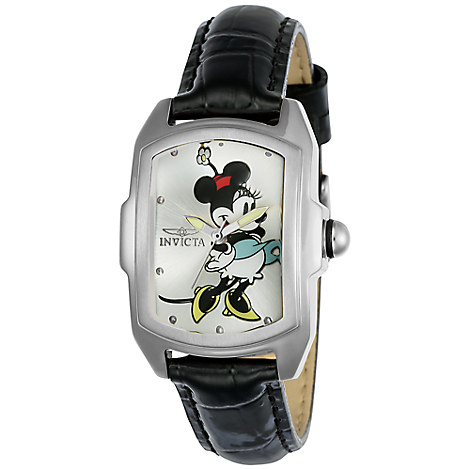 Minnie Mouse Watch for Women by INVICTA - Limited Edition