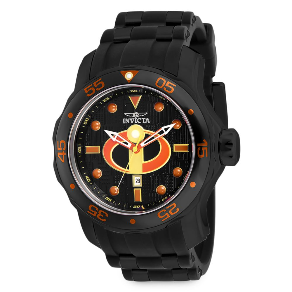 Incredibles 2 Watch for Men by INVICTA – Limited Edition