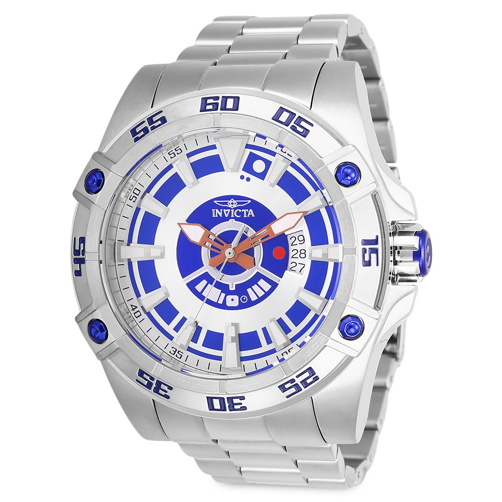 R2-D2 Watch for Men by INVICTA – Star Wars