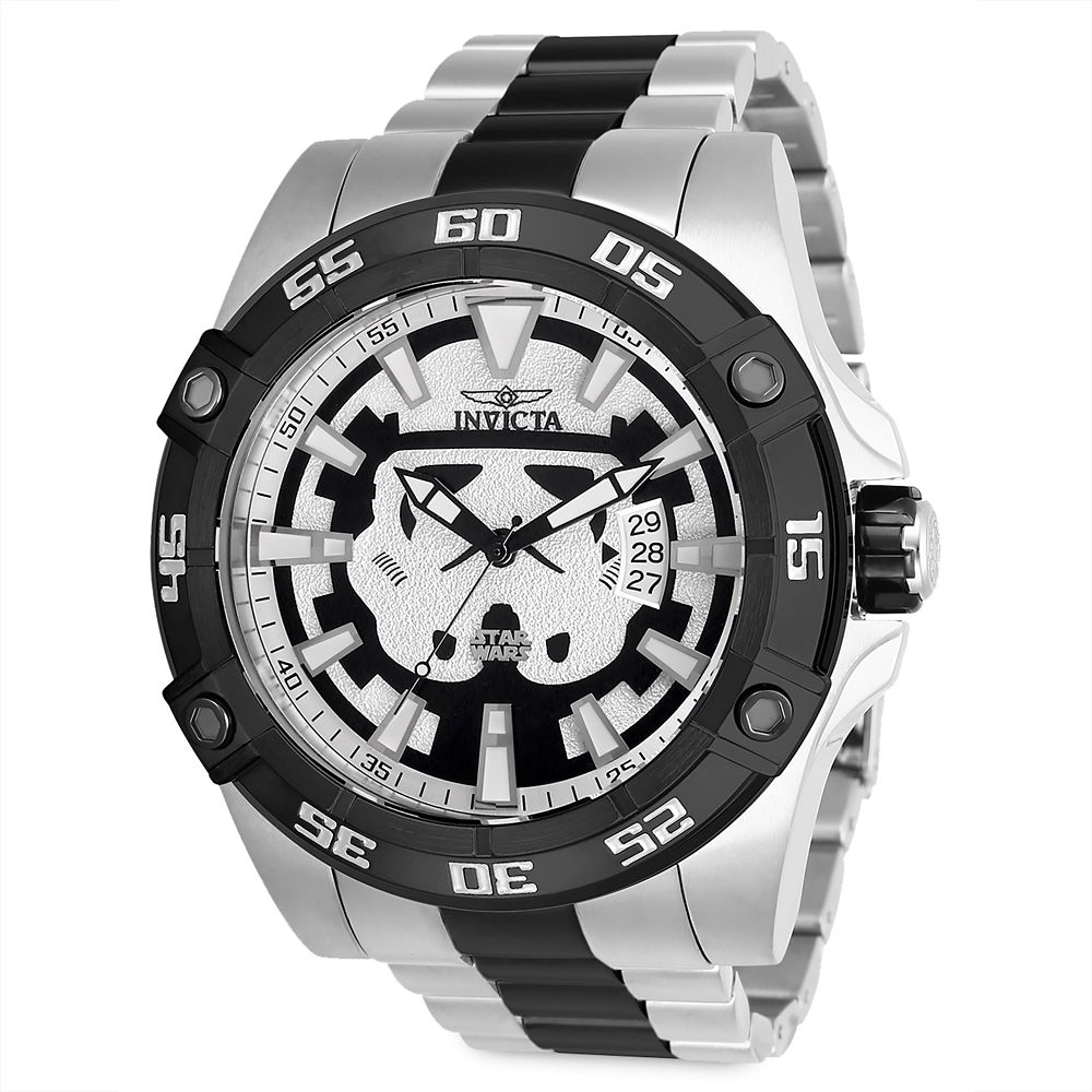 Stormtrooper Watch for Men by INVICTA – Star Wars