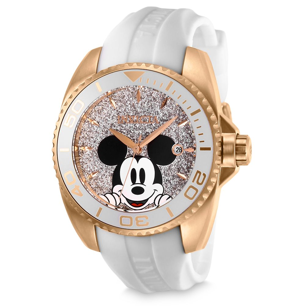 Mickey Mouse Watch for Women by INVICTA – Limited Edition