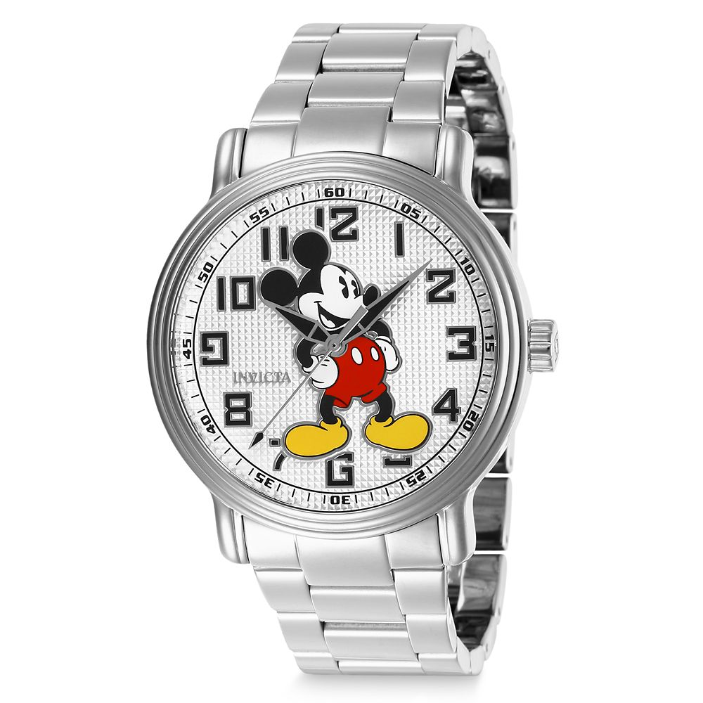 Mickey Mouse Watch for Men by INVICTA – Limited Edition