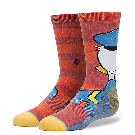 Donald Duck Socks for Kids by Stance