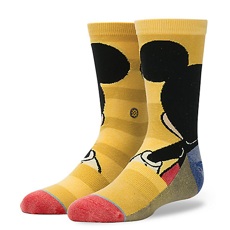 Mickey Mouse Socks for Boys by Stance