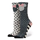 Minnie Mouse Icon ''Sprinkled Minnie'' Socks for Girls by Stance