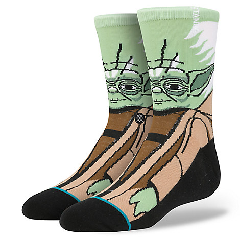 Yoda Socks for Kids by Stance