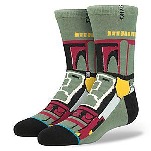 Boba Fett Socks for Boys by Stance – Star Wars
