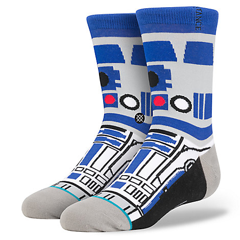 R2-D2 Socks for Boys by Stance - Star Wars