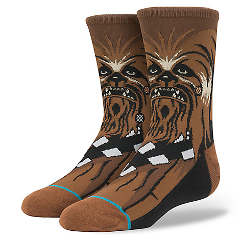 Chewbacca Socks for Boys by Stance - Star Wars
