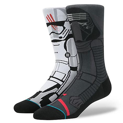 Kylo Ren Socks for Men by Stance - Star Wars