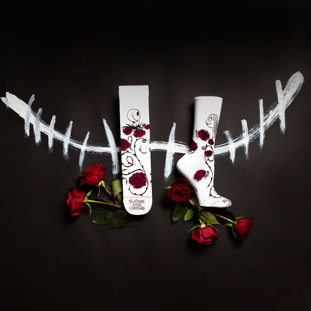 The Nightmare Before Christmas Socks for Women by Stance