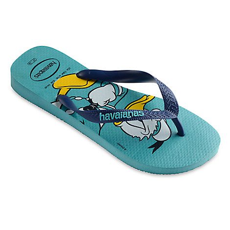 Donald Duck Flip Flops for Men by Havaianas