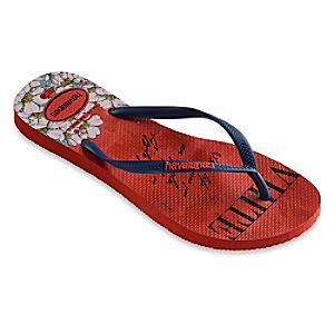 Snow White Flip Flops for Women by Havaianas