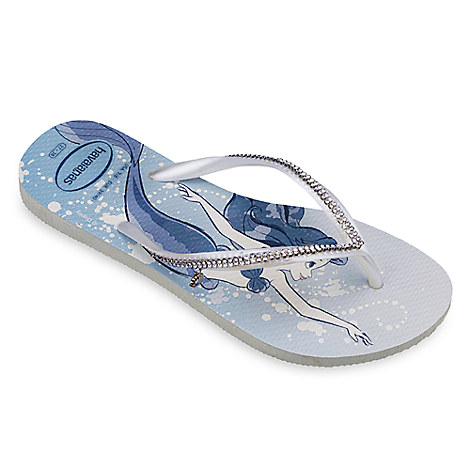 Ariel Bridal Flip Flops for Women by Havaianas