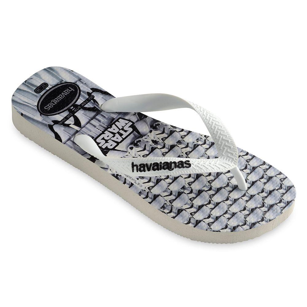 fe76031cf8d03 Star Wars Stormtroopers Flip Flops for Men by Havaianas | shopDisney