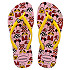 Minnie Mouse Icon Flip Flops for Kids by Havaianas