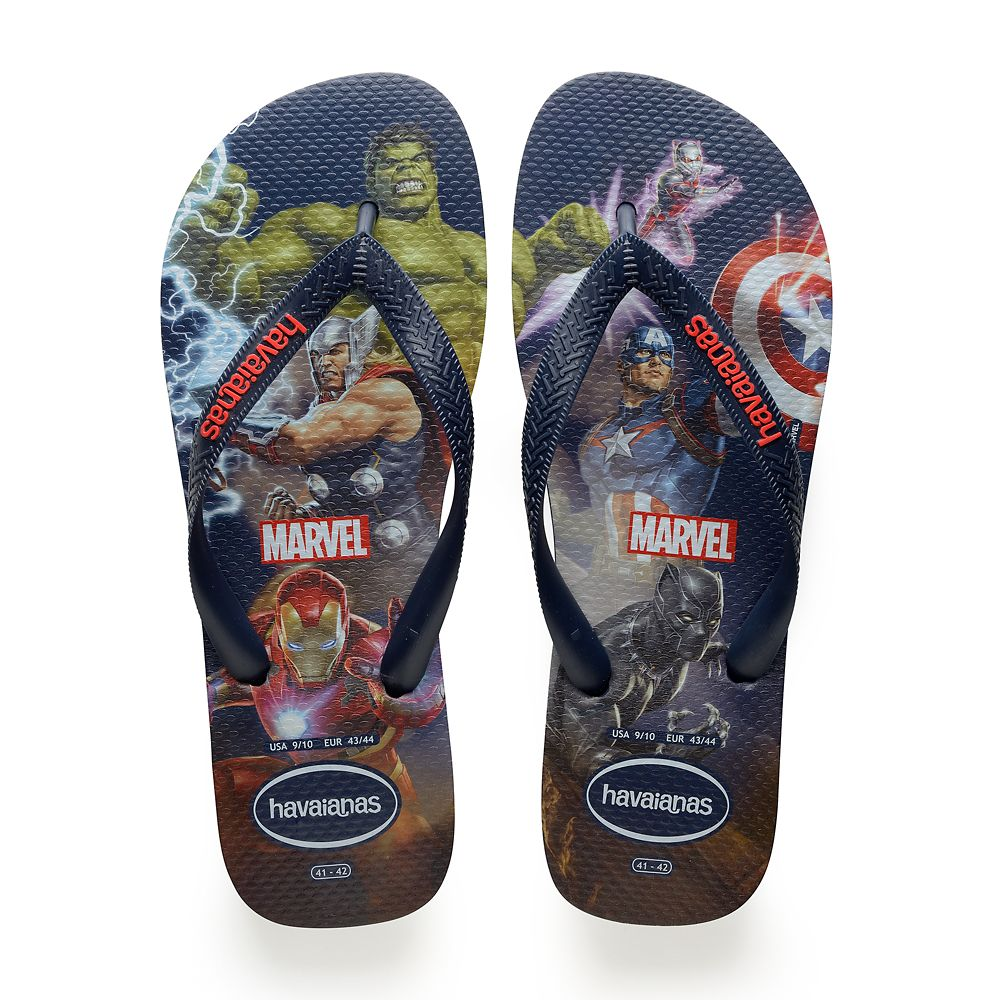 Marvel Avengers Flip Flops for Kids by Havaianas Official shopDisney
