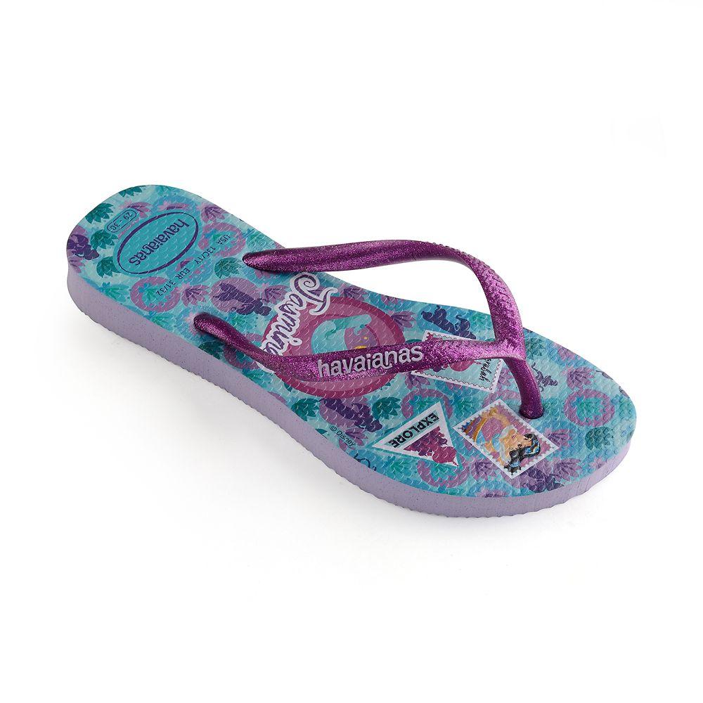 Jasmine Flip Flops for Kids by Havaianas