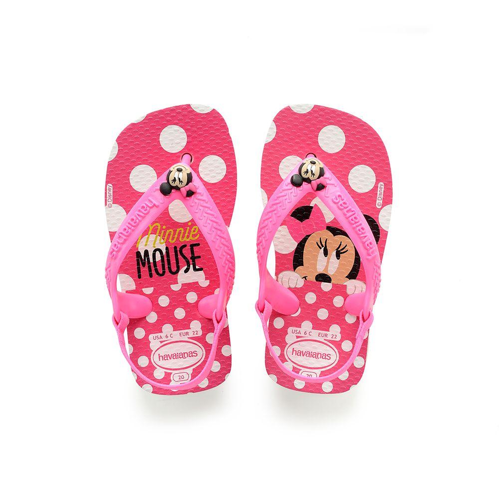 Baby Pink Flip Flops