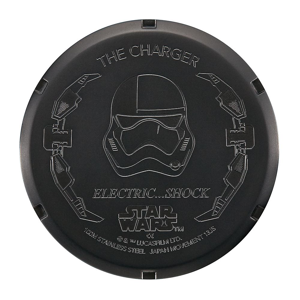 Stormtrooper Executioner Charger Watch by Nixon – Star Wars: The Last Jedi