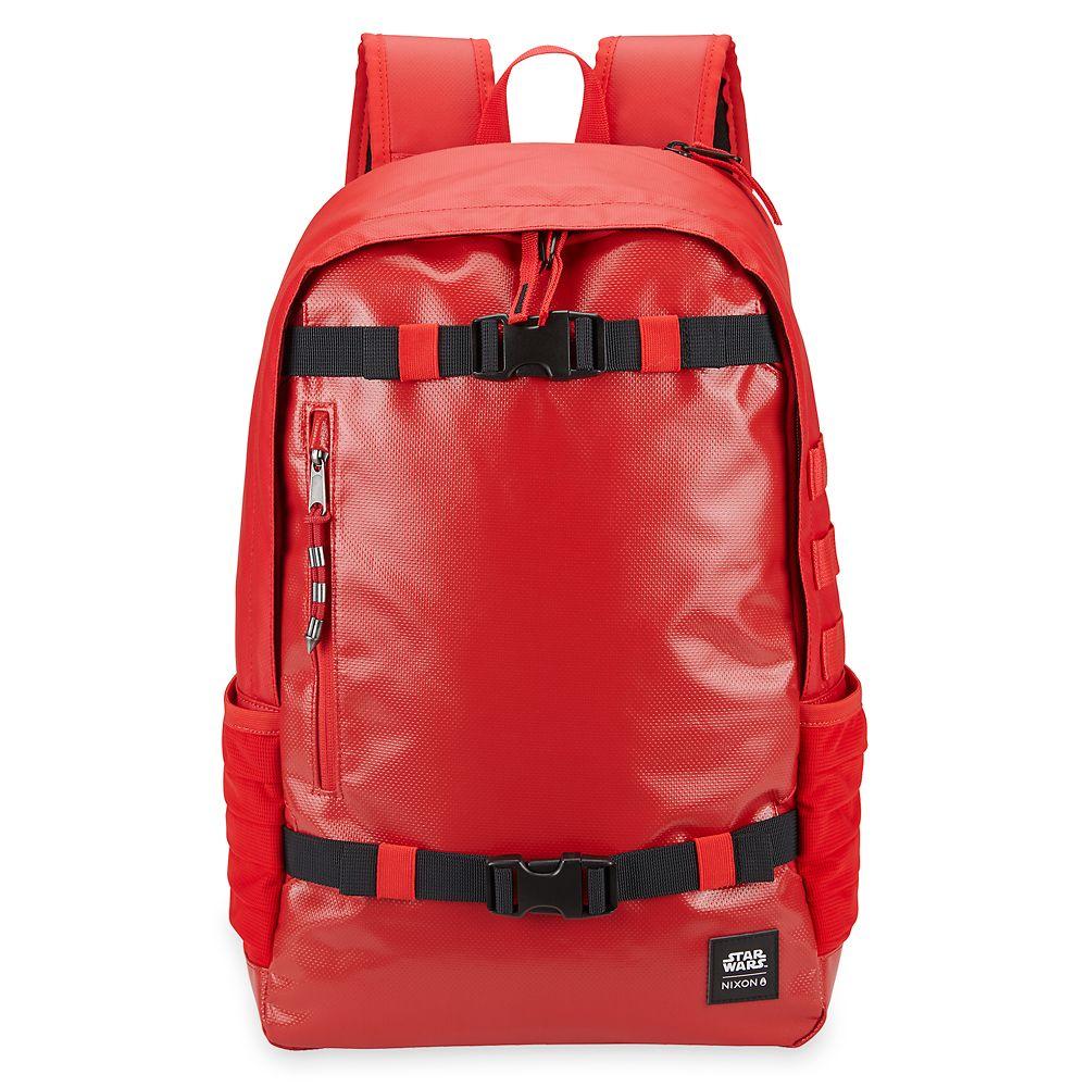 Praetorian Guard Smith Backpack by Nixon – Star Wars: The Last Jedi