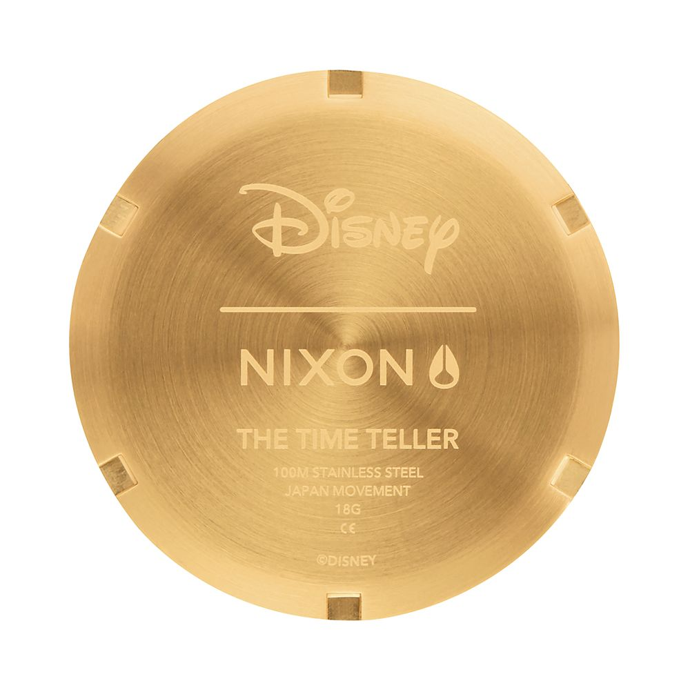 Mickey Mouse Time Teller Watch for Adults by Nixon