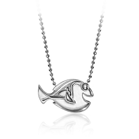 Dory Sterling Silver Necklace by Alex Woo - Finding Dory