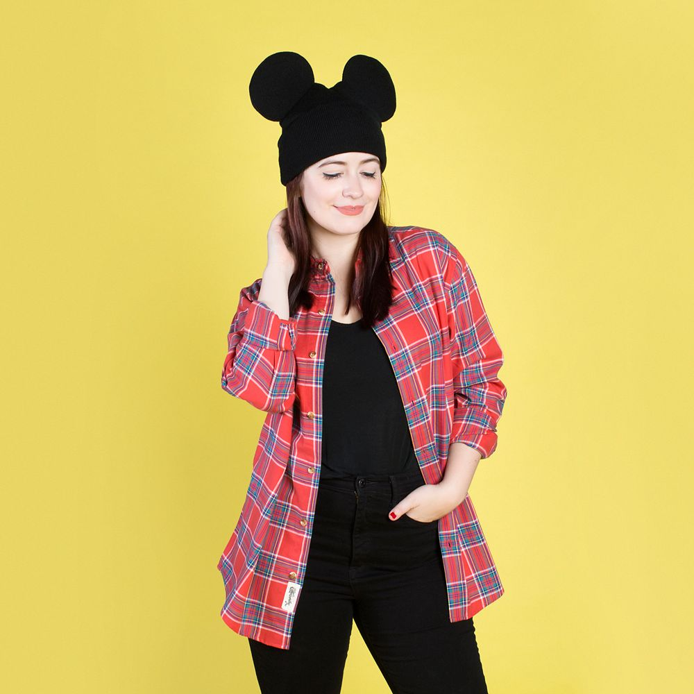 a4859ff21 Mickey Mouse Beanie for Adults by Cakeworthy