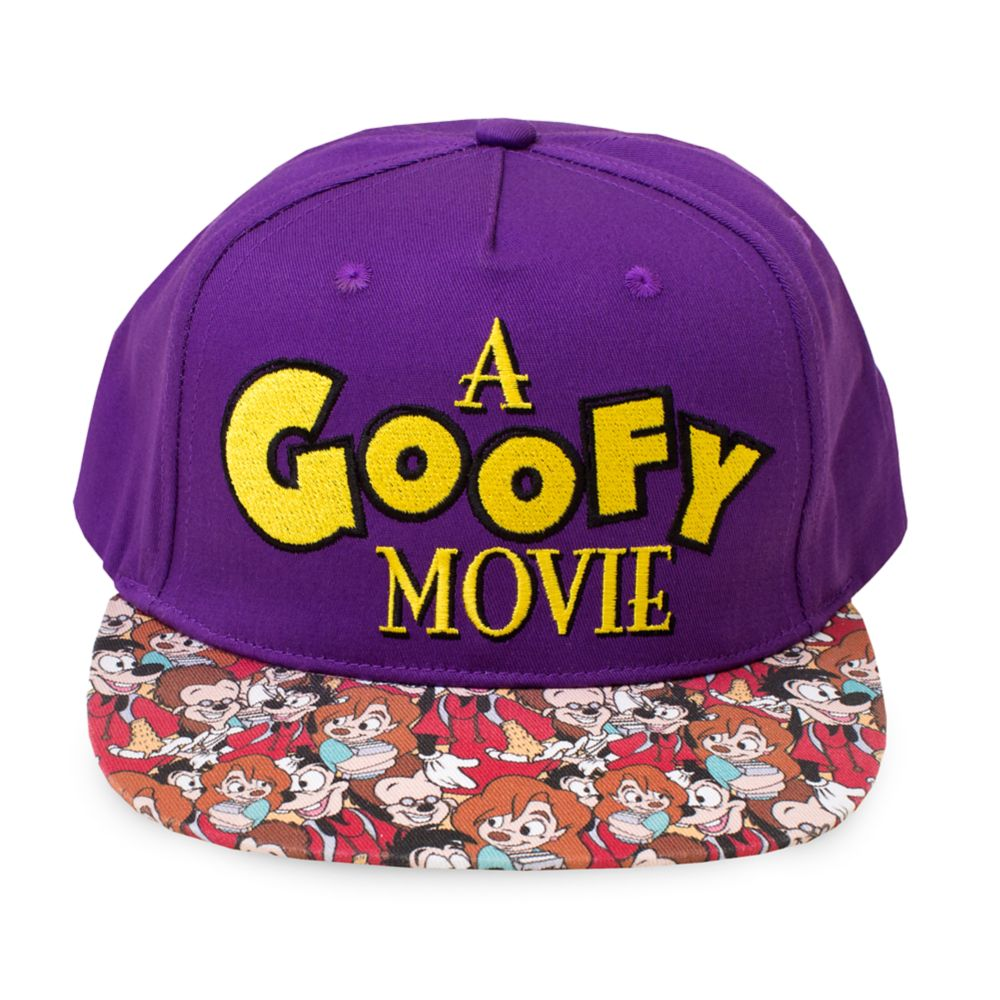 A Goofy Movie Baseball Cap for Adults by Cakeworthy