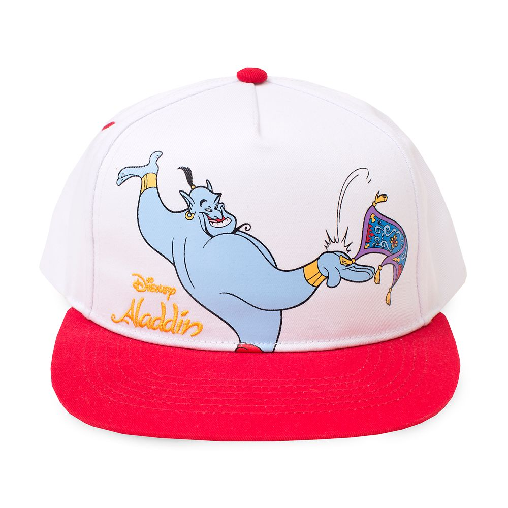 Genie Baseball Cap for Adults by Cakeworthy – Aladdin