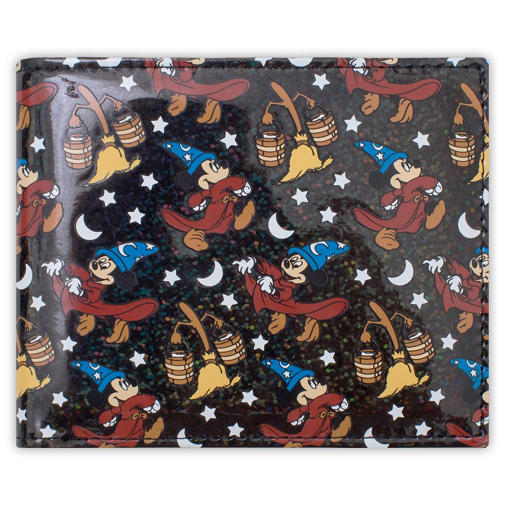 Sorcerer Mickey Wallet by Cakeworthy  Fantasia Official shopDisney