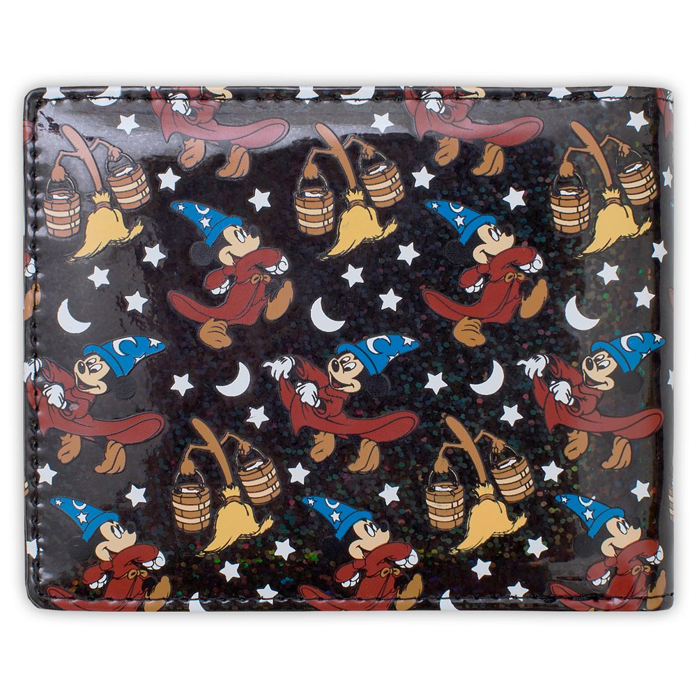 Sorcerer Mickey Wallet by Cakeworthy – Fantasia