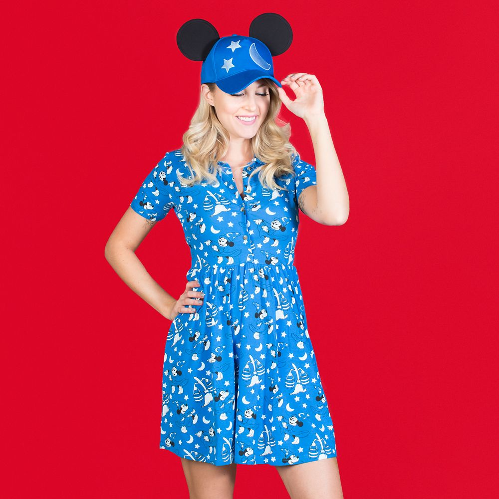 Mickey Mouse Ears Baseball Cap for Adults by Cakeworthy – Fantasia
