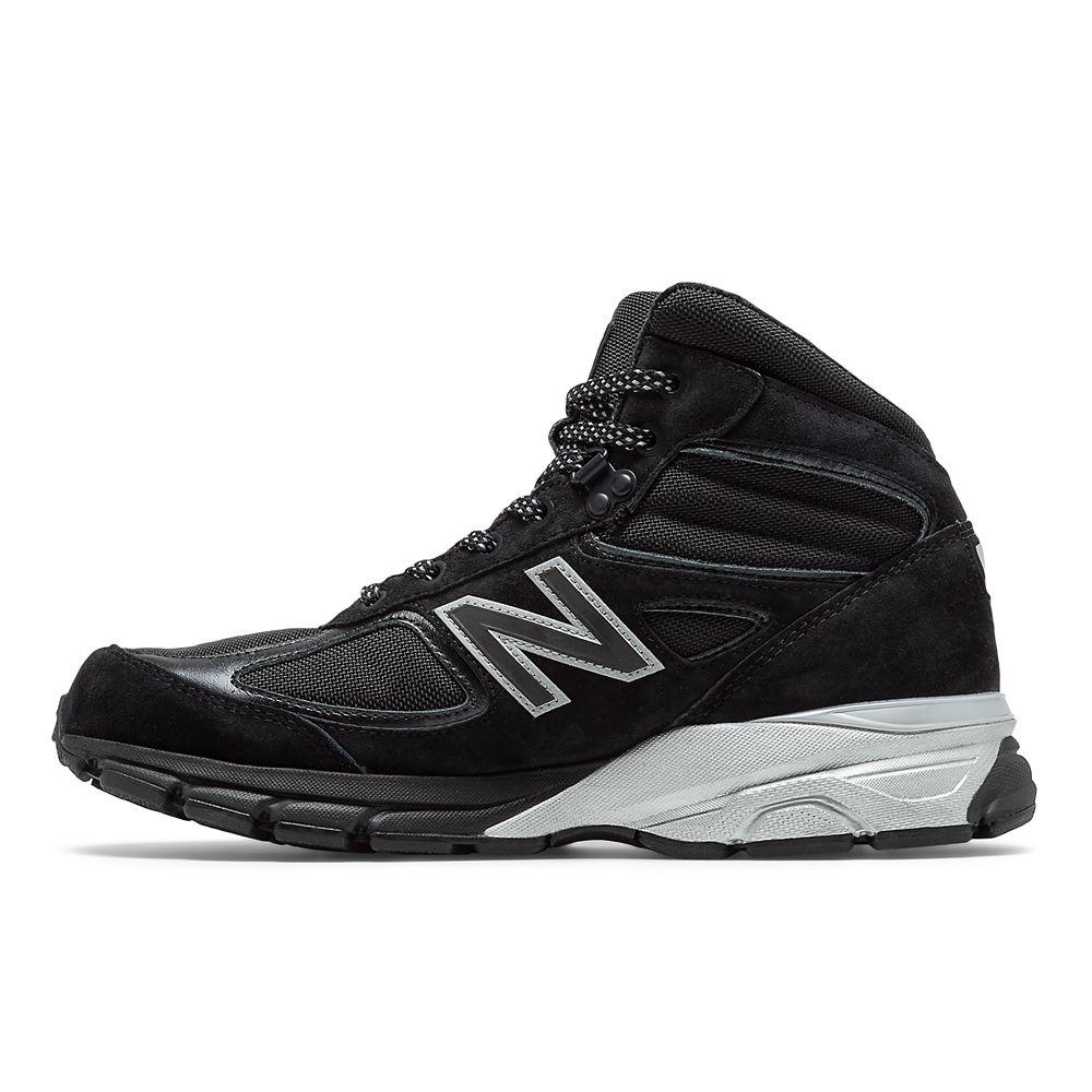 timeless design 9da13 986c2 Black Panther 990v4 Sneakers for Men by New Balance