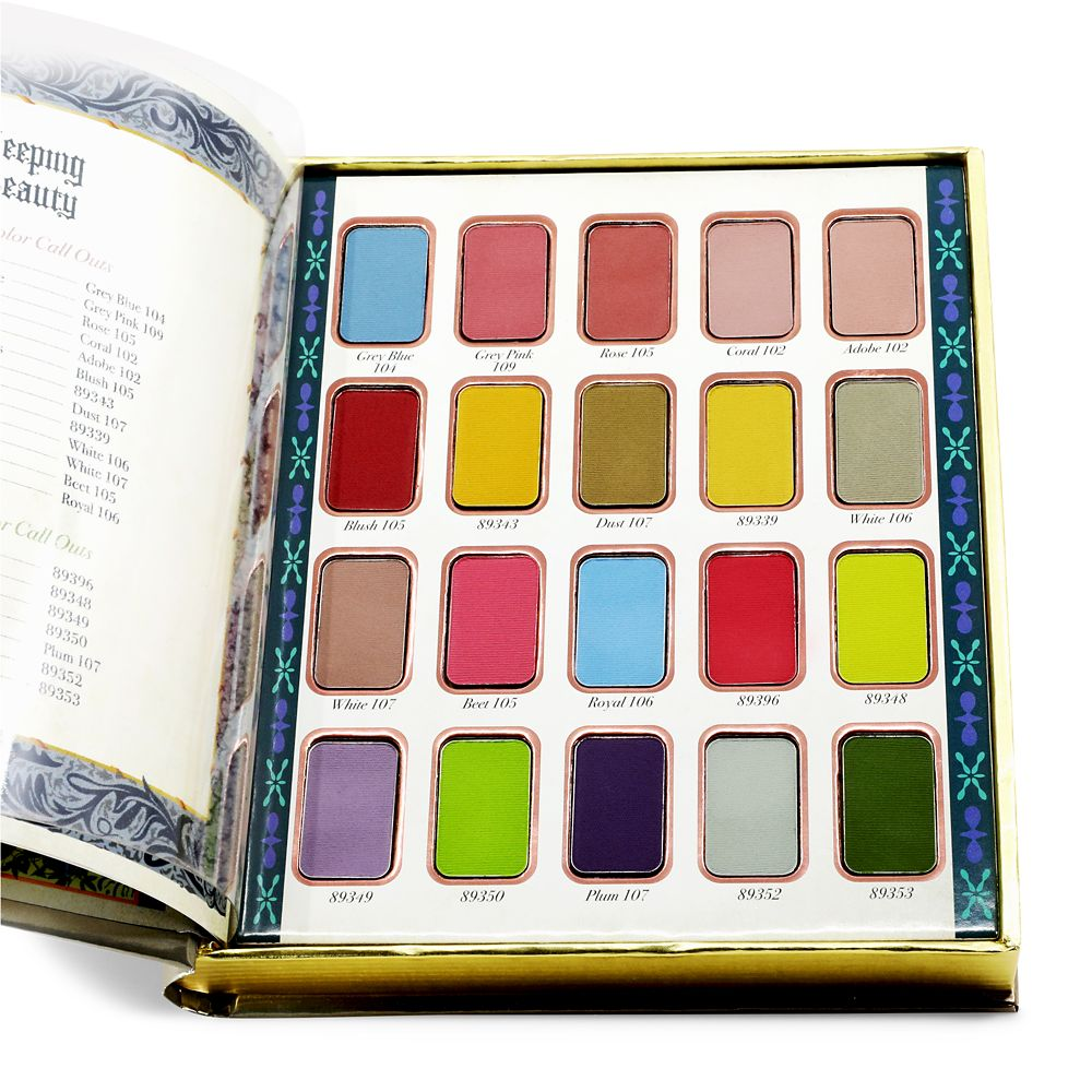 Sleeping Beauty 1959 Eyeshadow Palette by Bésame