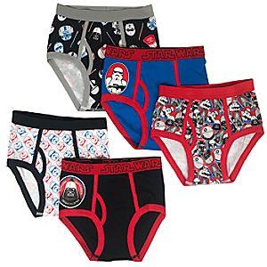 Star Wars Underwear Set for Boys