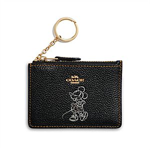 Minnie Mouse ID Case by COACH