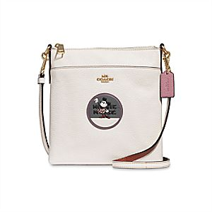 Minnie Mouse Crossbody Bag by COACH