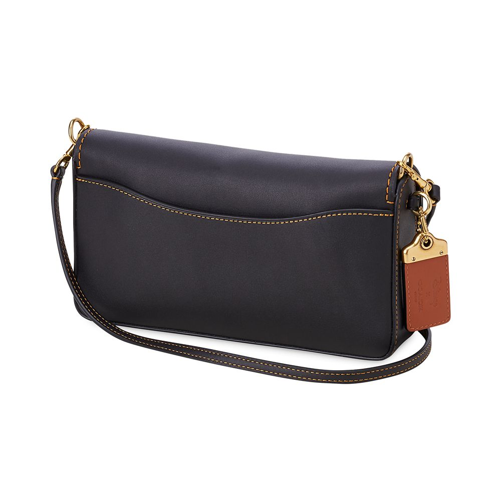Minnie Mouse Dinky Leather Crossbody Bag by COACH