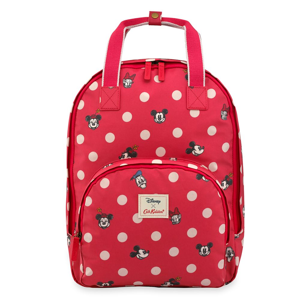 moderate cost baby better Mickey Mouse and Friends Backpack for Women by Cath Kidston