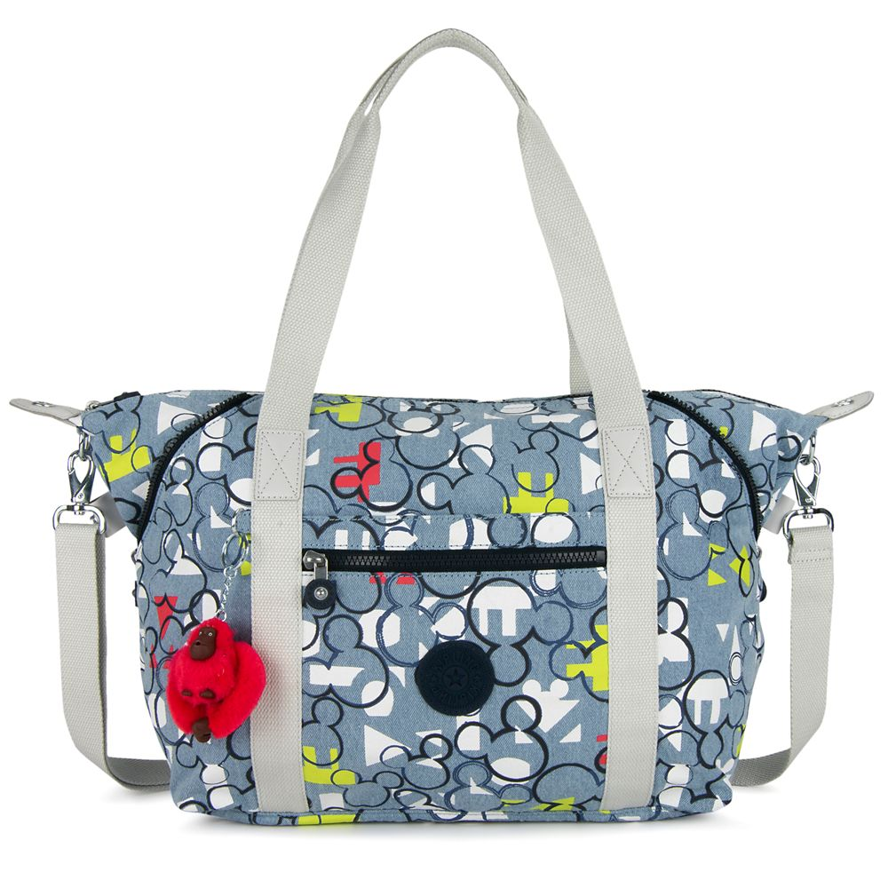 2cd87958e5a8 Mickey Mouse Duffle Bag by Kipling