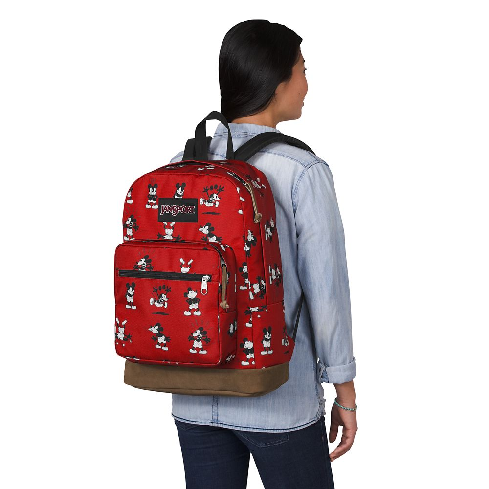 Mickey Mouse Expressions Backpack by JanSport