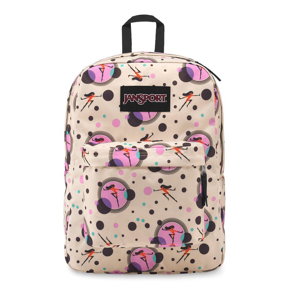 Violet SuperBreak Backpack by JanSport – Incredibles 2