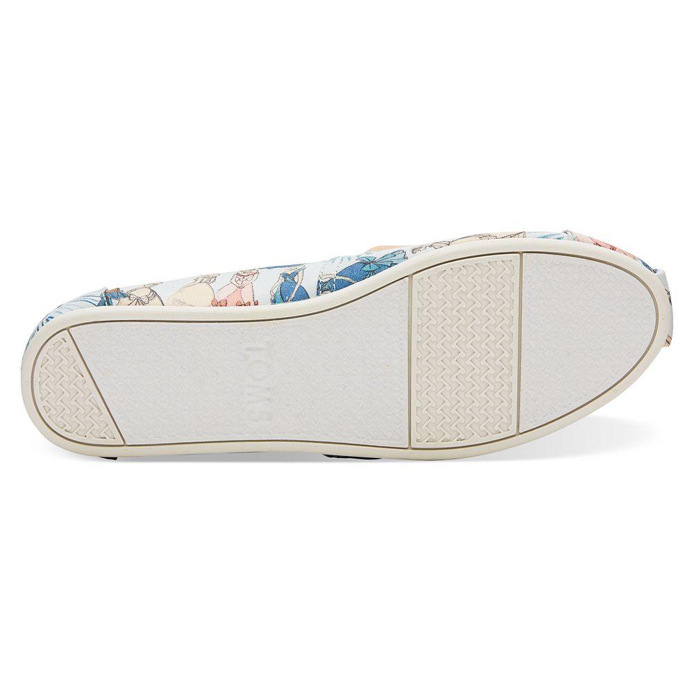 Cinderella Alpargatas Shoes for Women by TOMS