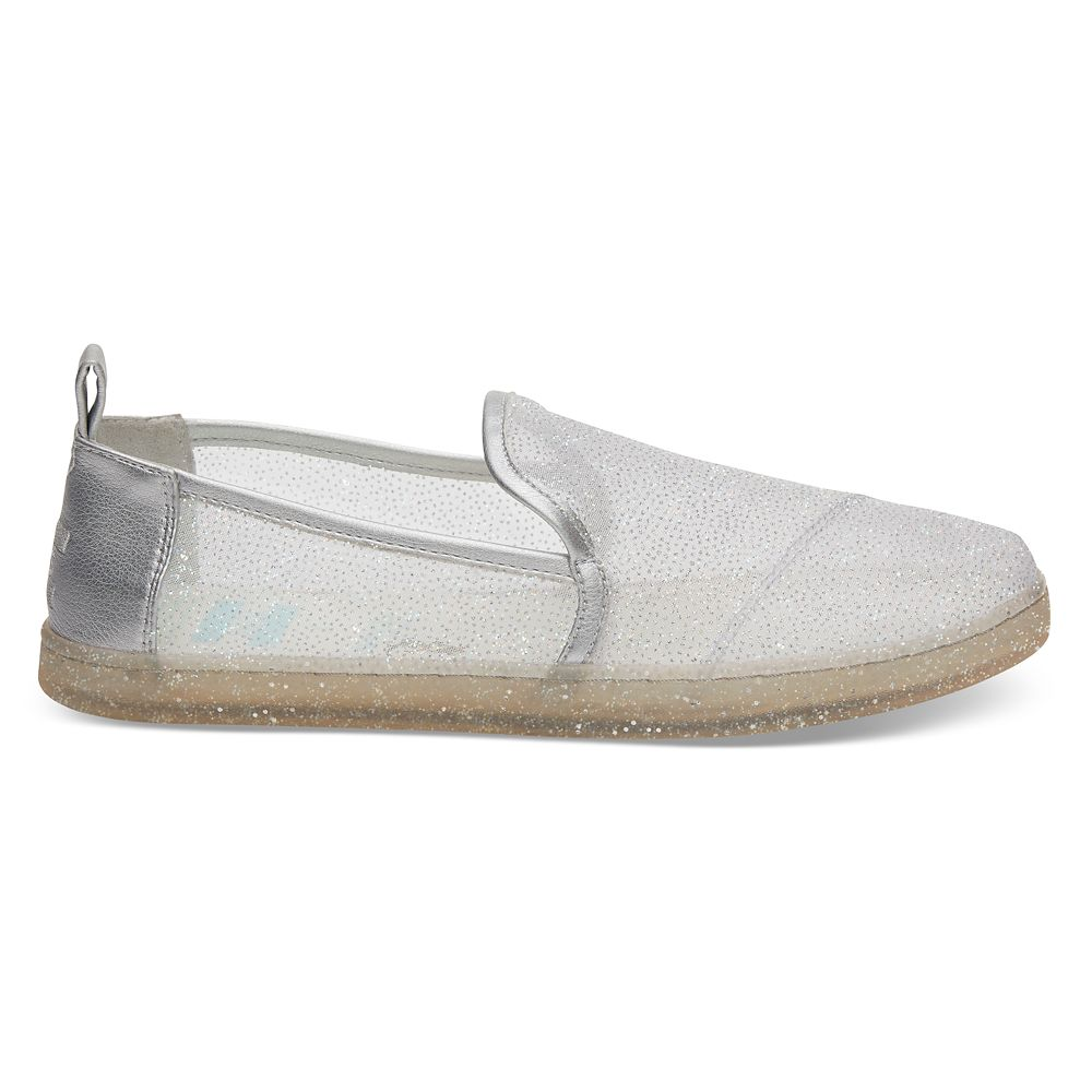 5aa96cb7759 Gus and Jaq Glitter Mesh Shoes for Women by TOMS – Cinderella