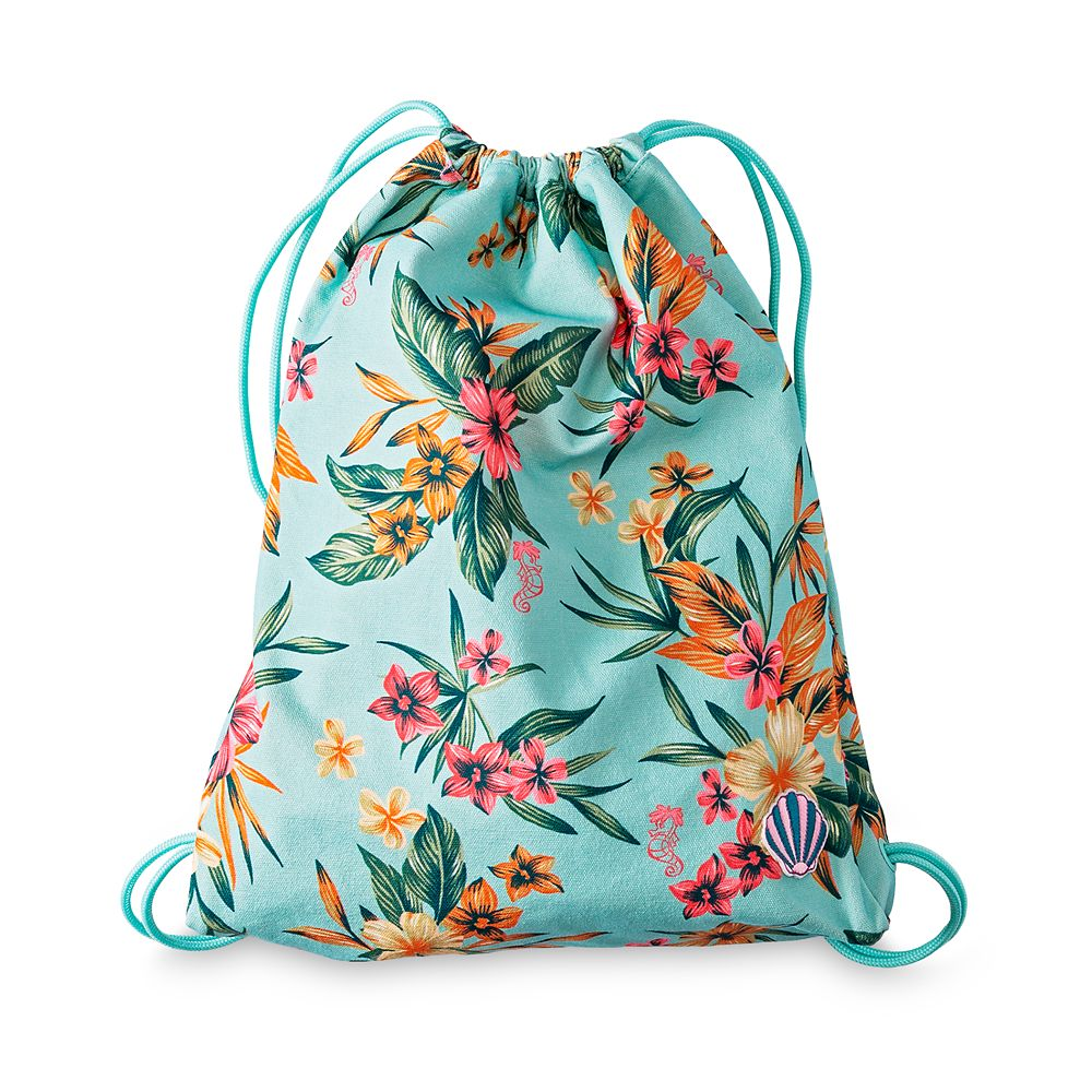 The Little Mermaid Cinch Sack by ROXY Girl