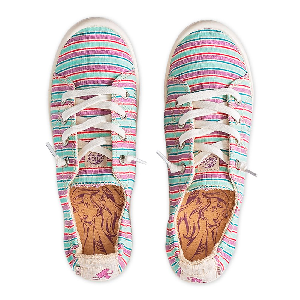 Ariel Striped Sneakers for Girls by ROXY Girl