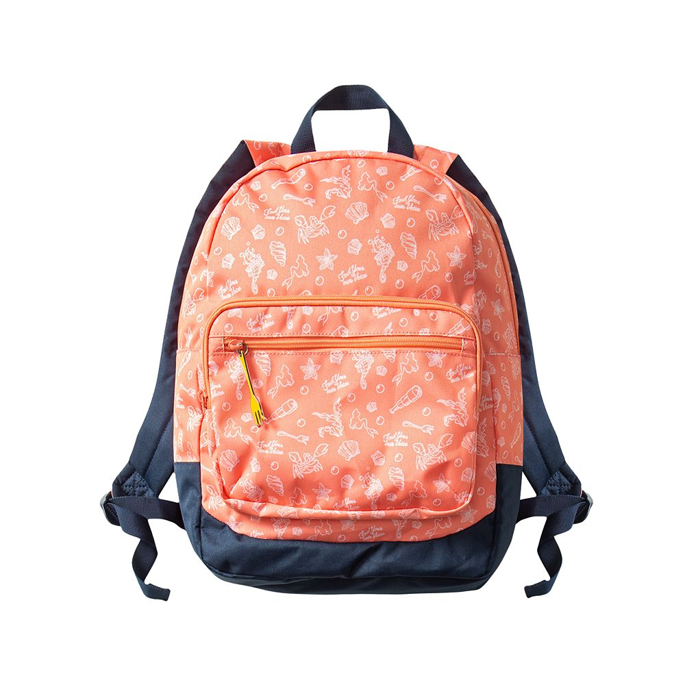 The Little Mermaid Backpack by ROXY Girl – Coral