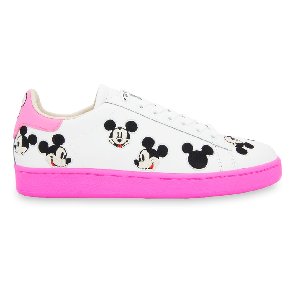 Mickey Mouse Sneakers for Women by Master of Arts